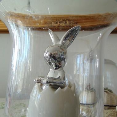 ...........i kolejny zajączek porcelanowy z home&you...............