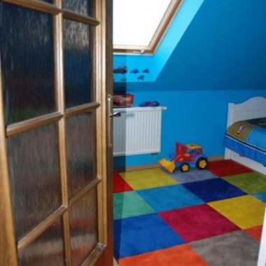 Nowy pokój mojego synka