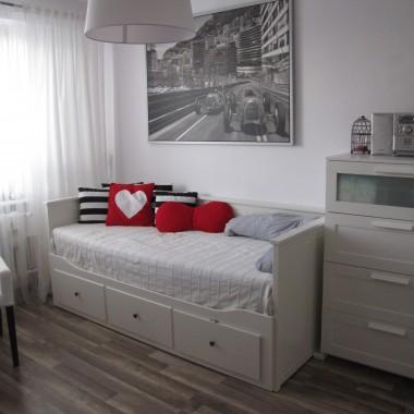 Małe zmiany w sypialni