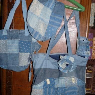 recykling spodni