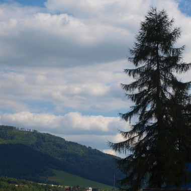 Ulubione miejsca, ogrody i górskie widoki...