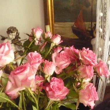 .........i róże gałązkowe...............