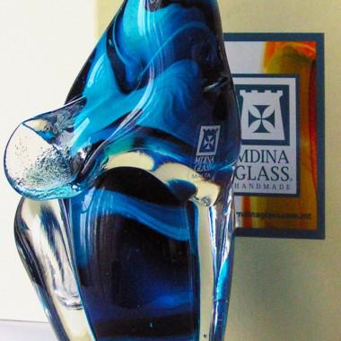 Słonie Mdina Glass