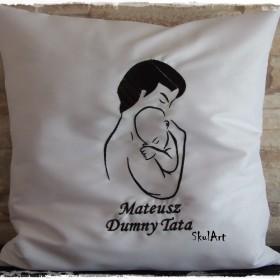 poduszki na narodziny dziecka