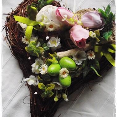 A u mnie wiosna i w sercu i poza&#x3B;