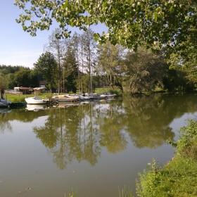Jezioro radości