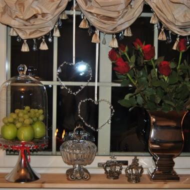 Walentynkowy stol