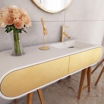 Nowoczesne łazienki od Luxum . Wanny, brodziki, meble, szafki łazienkowe i umywalki na wymiar z najlepszych materiałów. Doskonały design przekonuje do minimalistycznych, a jednocześnie komfortowych rozwiązań w łazience na miarę sukcesu.
