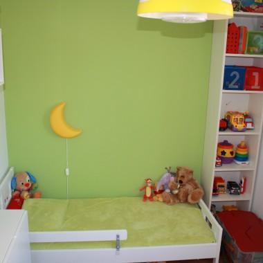 Pokój Tomcia - małe zmiany