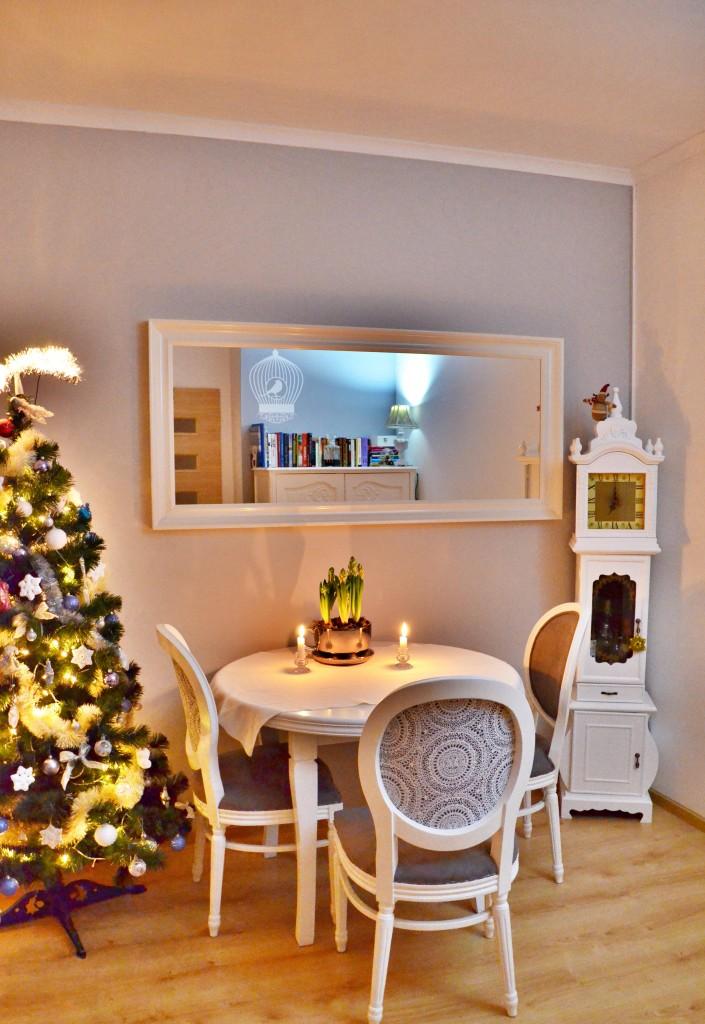 """Odmieniony """"duży"""" pokój w świątecznej odsłonie :)"""