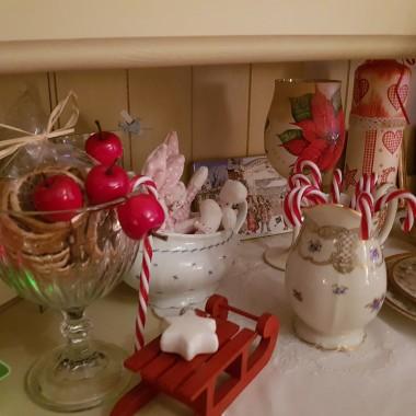 ... jeszcze świątecznie ... i noworocznie :) Wszystkiego kolorowego, kreatywnego i dobrego w Nowym Roku