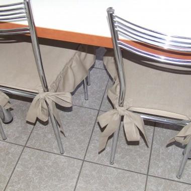 Krzesełkowe ubranka i inne pstryki :)