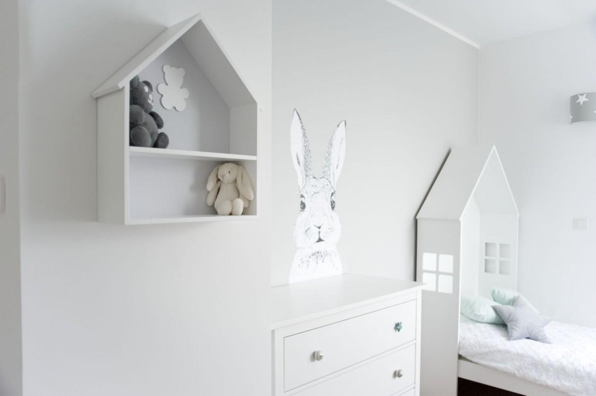 Domy i mieszkania, Ponadczasowe wnętrze w stylu modern classic - Fot. Anna Powałowska