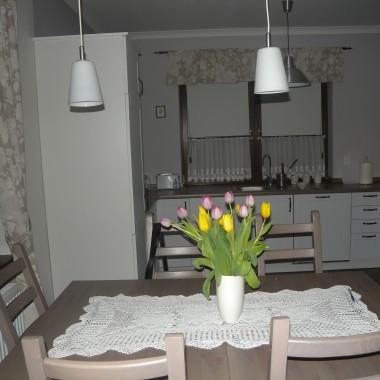Stół jest centralną częścią naszego domu