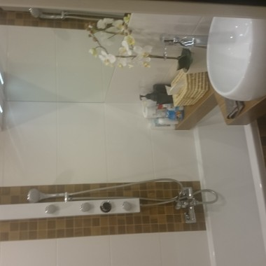 Łazienka w wersji mini