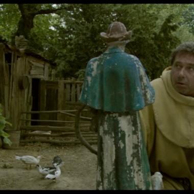 """W scenerii niemodlińskiego zamku Jan Jakub Kolski nakręciłfilm pt : """" Jasminum """"http://niemodlinzamek.pl/jan-jakub-kolski-o-zamku/Zdjęcia z planu filmowego-internetpozostałe zdjęcia -własne"""