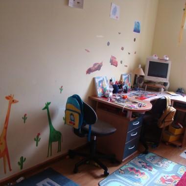 pokój synków