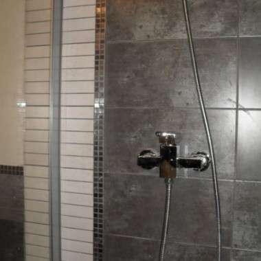 Trochę męska łazienka... :-)