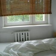 M jak Mała sypialnia