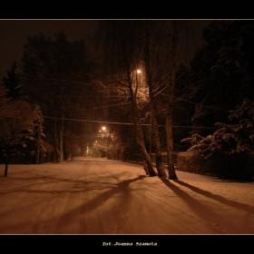 Zima w Milanówku:D:D