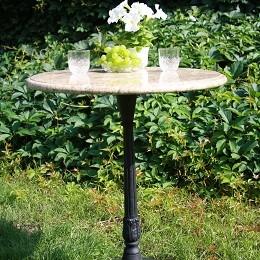 Wyjątkowe stoliki ogrodowe, kawiarniane z blatami granitowymi!
