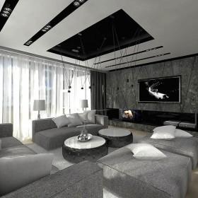 LUXURY DESIGN. Luksusowe wnętrze domu.