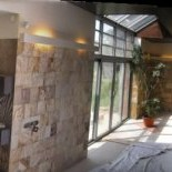 dom z basenem - projekt wnętrz