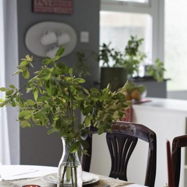 Kuchnia w wynajmowanym mieszkaniu przed i po.