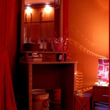 Nasza romantyczna sypialnia :)