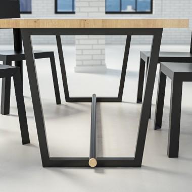 stół w stylu skandynawskim TUBE od take me HOME