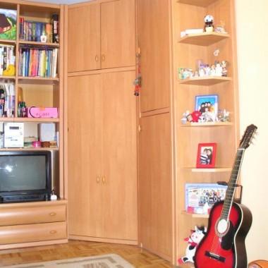 Pokój dużej córeczki