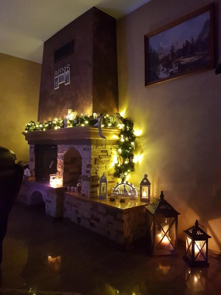 Salon, Świąteczny czas ...