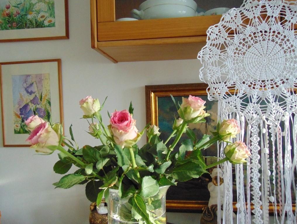 Pozostałe, Wiosennie............ - ..............i róże..................
