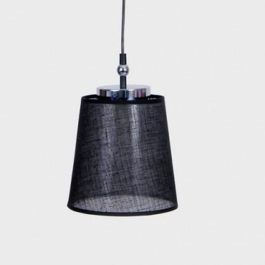 lampy z abażurami