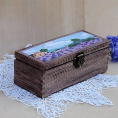 Herbaciarki  - czyli pudełka na saszetki herbaty