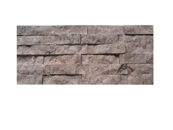 Ściany, Łupek kamienny naturalny