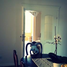 Wyczekane drzwi :)