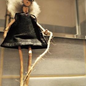 Agatka z dżdżownicą