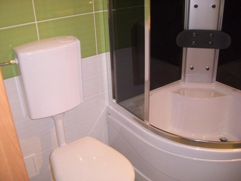 Zdjęcie 33 W Aranżacji Zielono Biała łazienka Deccoriapl