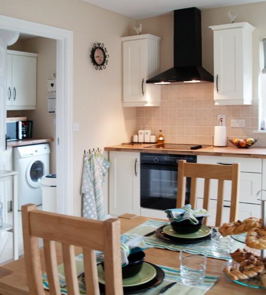 Kuchnia, Kuchnia Rokoko - Kuchnia i wodok na spiżarnię