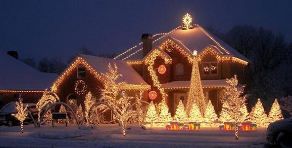 świąteczne Oświetlenie Domu Deccoriapl