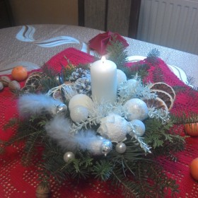 Wspomnień świątecznych czar.