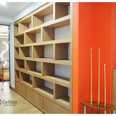 Biblioteczka na książki Cellaio
