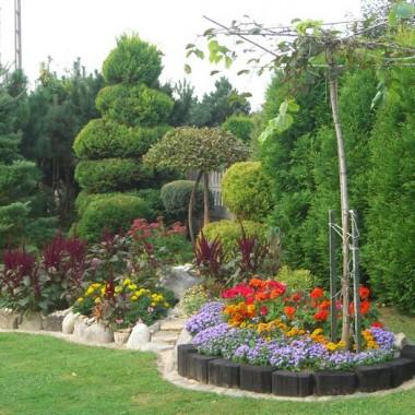 moje miejsce w ogrodzie