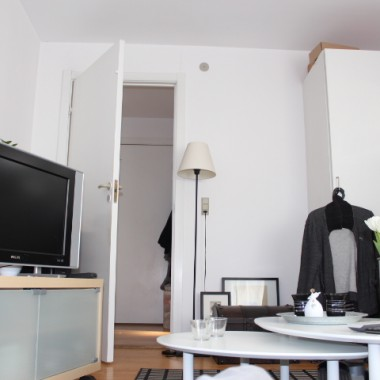 Projekt: Urzadzic male mieszkanko.