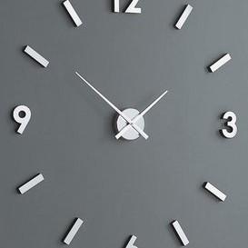 Nowoczesny zegar Extender
