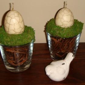 "Dekoracje z ""jajem"" :)"