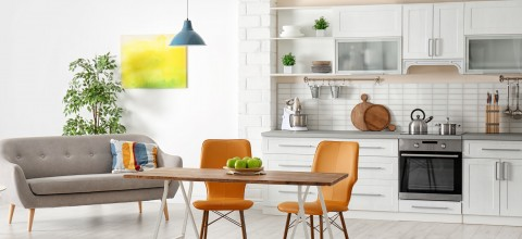 Modne kuchnie – trendy na 2019 rok