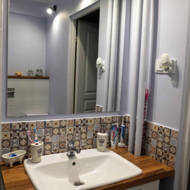 Micro łazienka :)