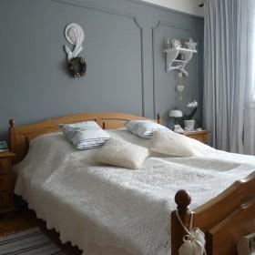 Sypialnia w notorycznym remoncie...bielić czy nie?